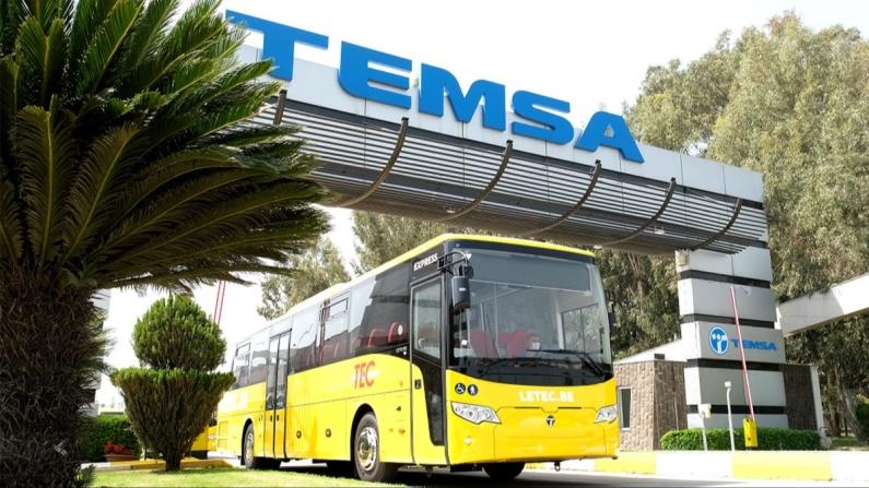 TEMSA'dan Avrupa'ya dev teslimat