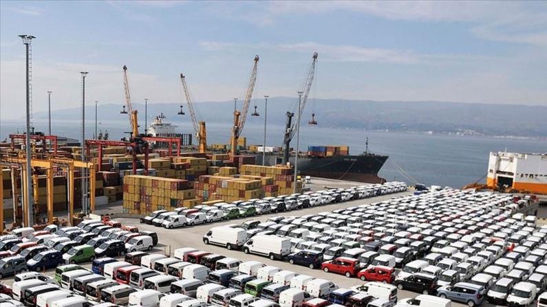 Otomotivde nisanda 2,5 milyar dolarlık ihracat