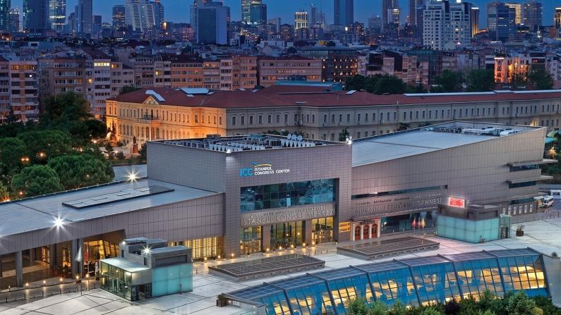 İstanbul'da 'kongre' yarışı başladı