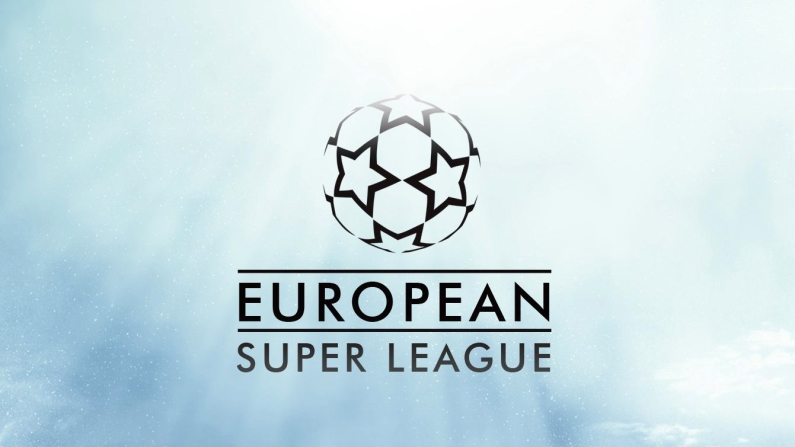 """Başlamadan biten """"Avrupa Süper Ligi""""nin cezaları belli oldu"""