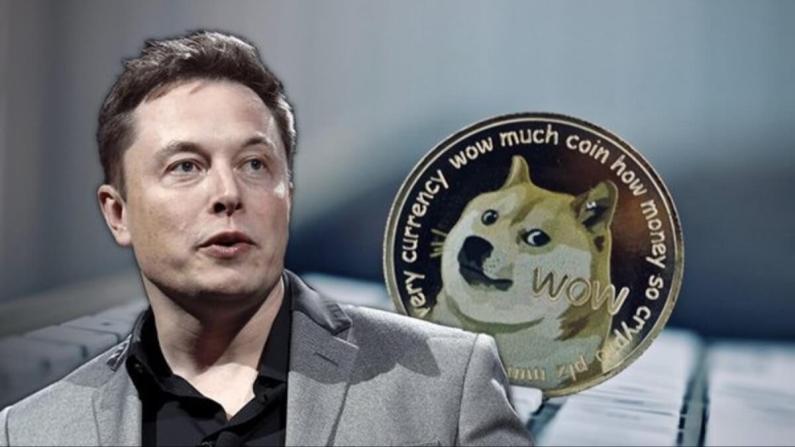 Dogecoin, Elon Musk'ın şakası ile alt üst oldu