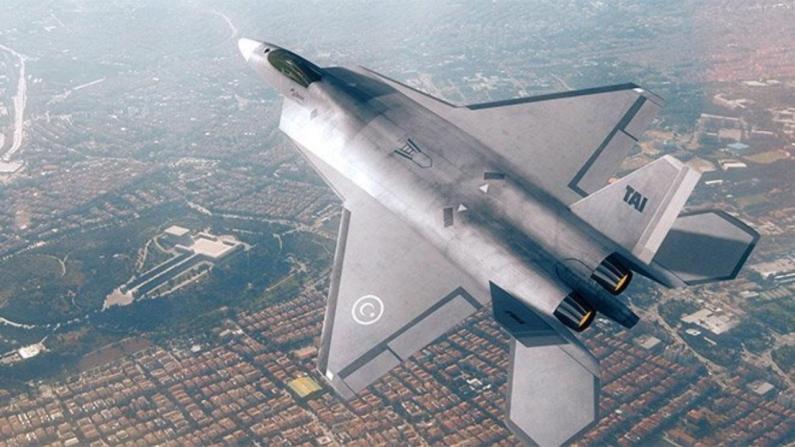 Milli savaş uçağına ASELSAN damgası
