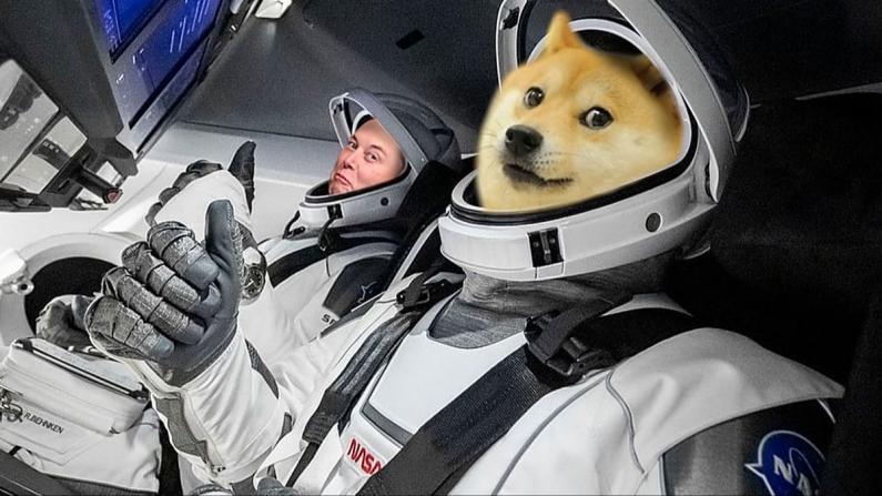 SpaceX, Dogecoin ile çalışacak