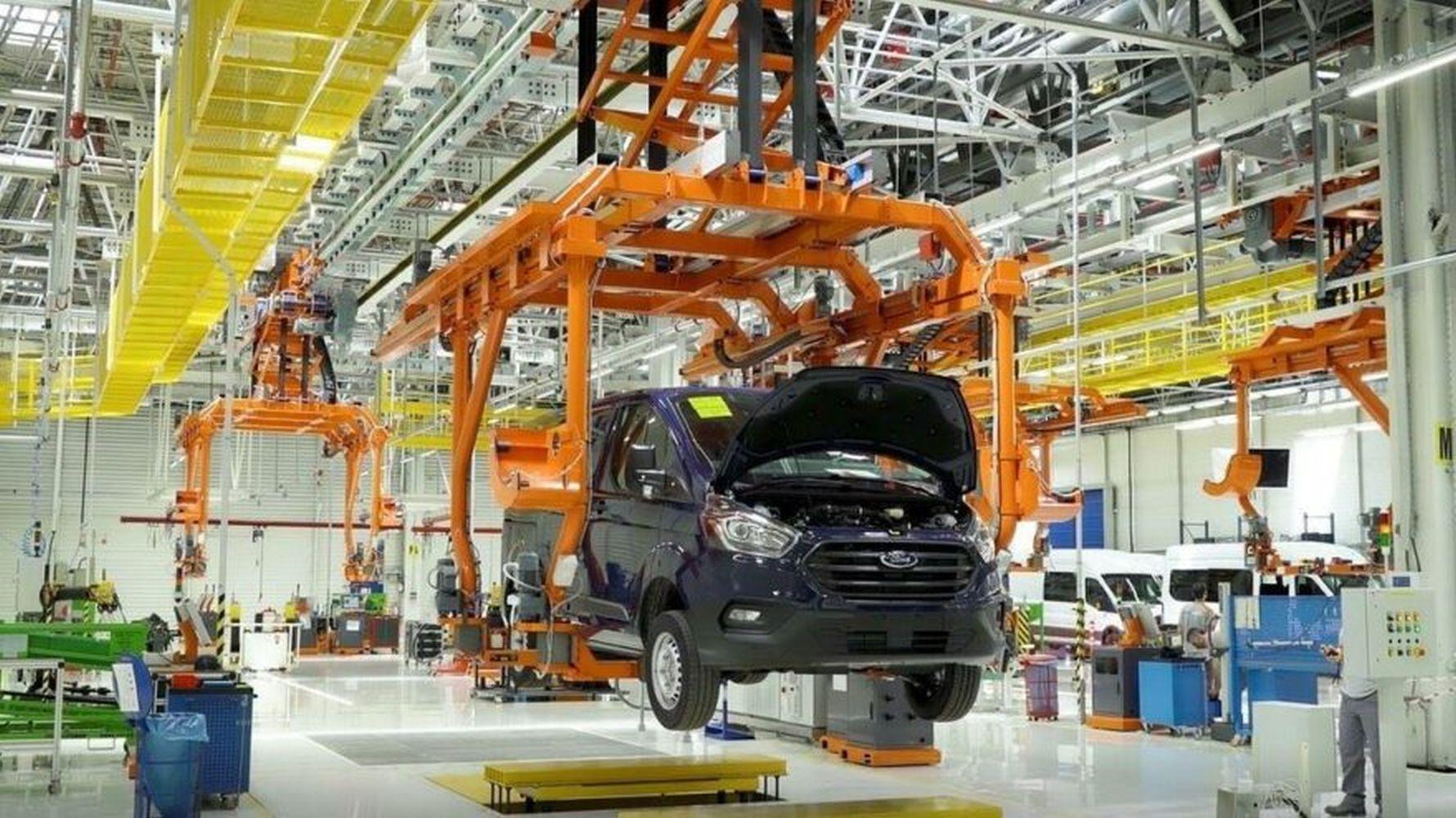 Ford Otosan, Gölcük'te üretime yeniden başlıyor