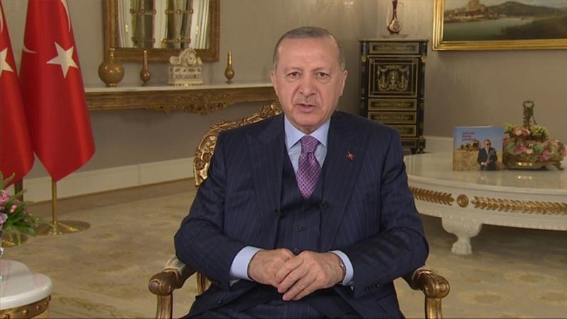 Erdoğan: Kontrollü normalleşme adımlarını atıyoruz