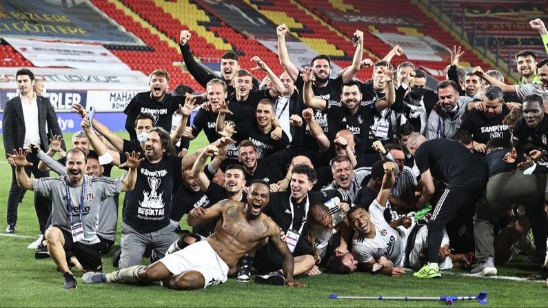 Beşiktaş'a şampiyonluktan dev gelir
