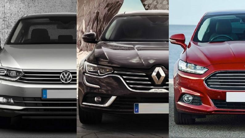 Volkswagen, Renault ve Ford yine zirvede