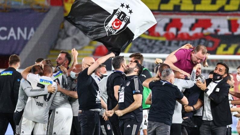 Beşiktaş borsada da şampiyon oldu