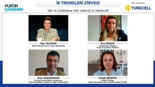 Turkcell ana sponsorluğunda İK Trendleri Zirvesi gerçekleştirildi
