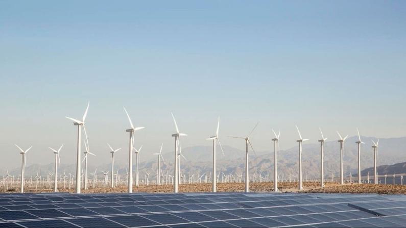 Temiz enerjiye yıllık 1 trilyon dolar