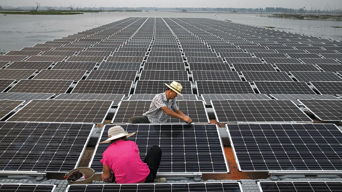 Hangi ülke, kişi başına ne kadar güneş enerjisi tüketiyor?