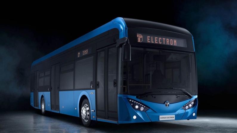 TEMSA ve ASELSAN'ın yerli elektrikli otobüsü seri üretime hazır