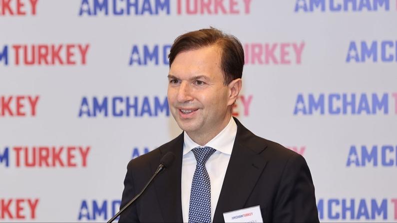AmCham Türkiye'de Tankut Turnaoğlu ile devam