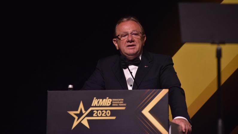 Kimya sektöründe ihracatın yıldızları ödüllerine kavuştu