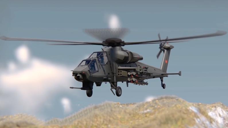 Türkiye'den yerli ve milli helikopterler hamlesi