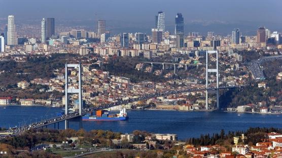 Gelirde en yüksek oran İstanbul'da
