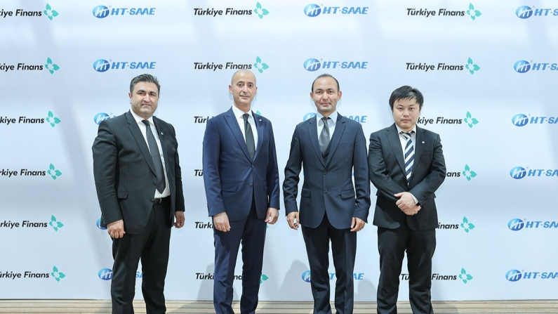 Türkiye Finans'tan yenilenebilir enerji finansman desteği