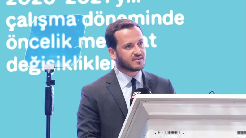 GYODER Başkanı Mehmet Kalyoncu oldu