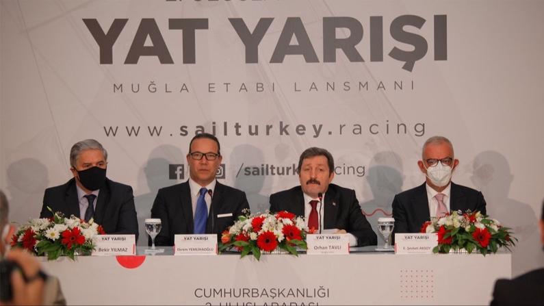 Cumhurbaşkanlığı 2. Uluslararası Yat Yarışları başlıyor