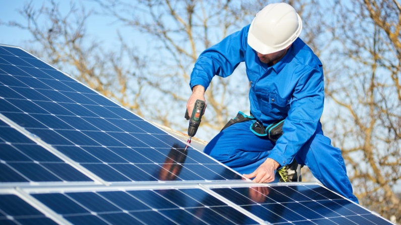 Çatılardan 600 milyon dolar enerji gelecek