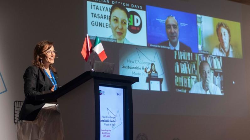 Bilişim Vadisi'nde 'İtalyan Tasarım Günleri' başlıyor
