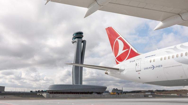 İstanbul Havalimanı ve THY'den üst üste rekorlar
