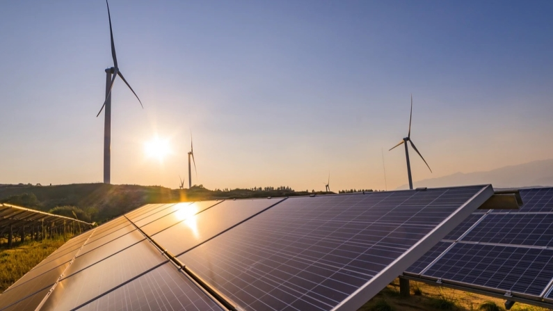 TL ile yenilenebilir enerjiye destek