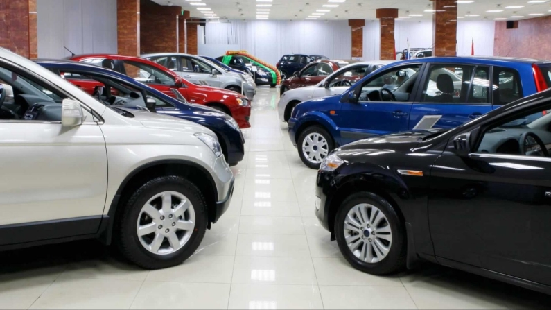 Otomobil pazarı yüzde 55 büyüdü