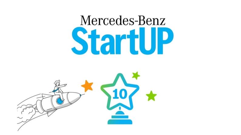 Mercedes-Benz StartUP 2021'de ilk 10 girişim belirlendi