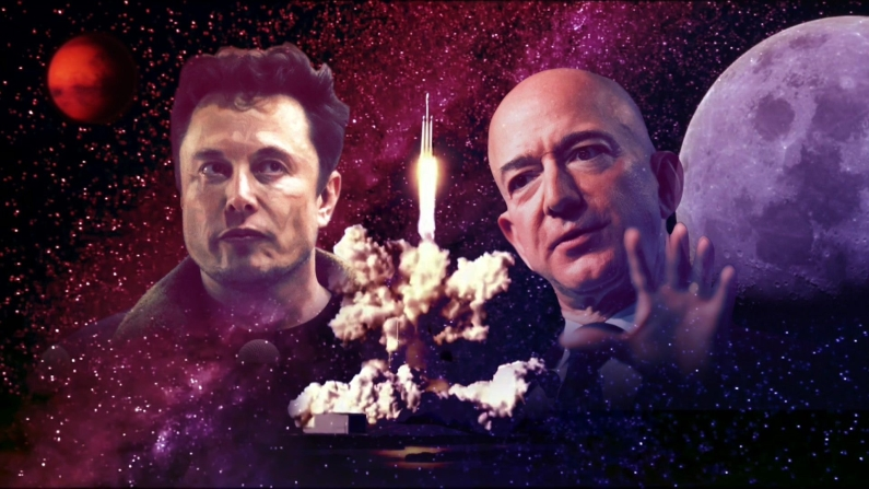 Jeff Bezos'un serveti rekor kırdı