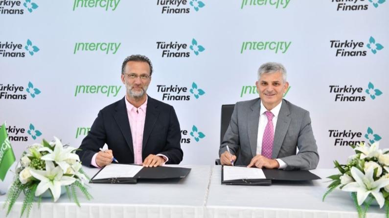 Türkiye Finans ve Intercity'den taşıt finansmanında iş birliği