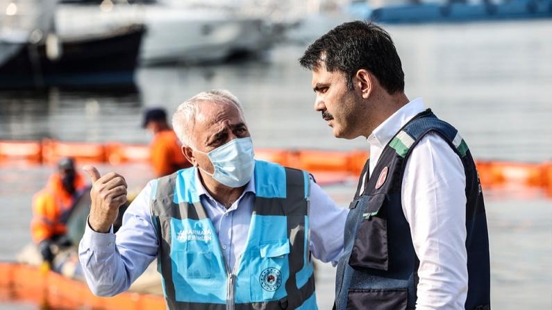 Kurum: Marmara Denizi'nde müsilaj kalmadı