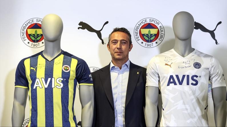 Puma, Fenerbahçe'nin resmi sponsoru oldu