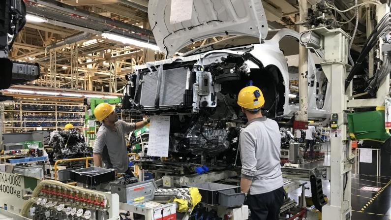 Otomotiv üretimi yüzde 23 arttı