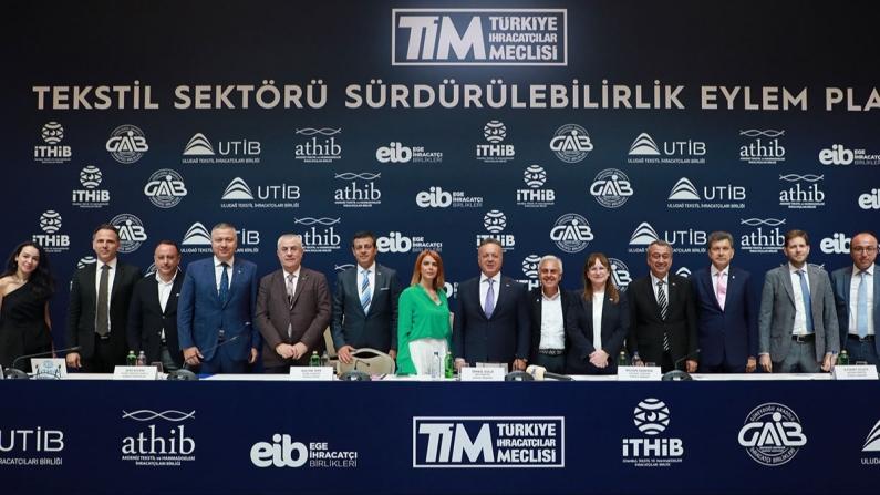 Türk tekstilcisi Avrupa Yeşil Mutabakatına odaklandı