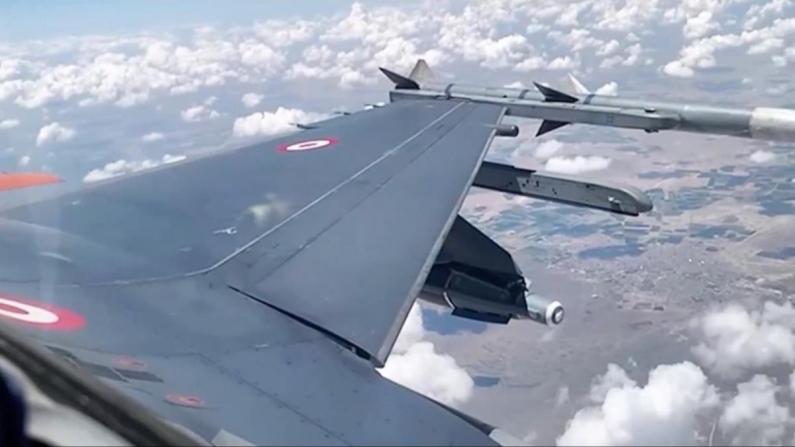 Uçak bombalarına yerli ve milli teknoloji