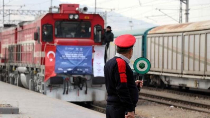 Demiryolu, Türkiye'nin pozisyonunu güçlendiriyor