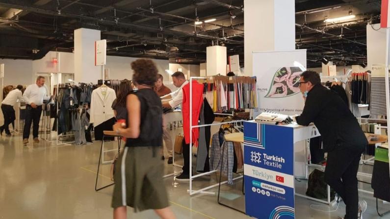 Türk tekstilciler, ABD pazarında görücüye çıktı