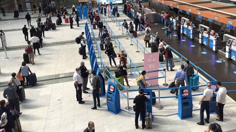 İlk yarıda TAV 13,1 milyon yolcuya hizmet verdi