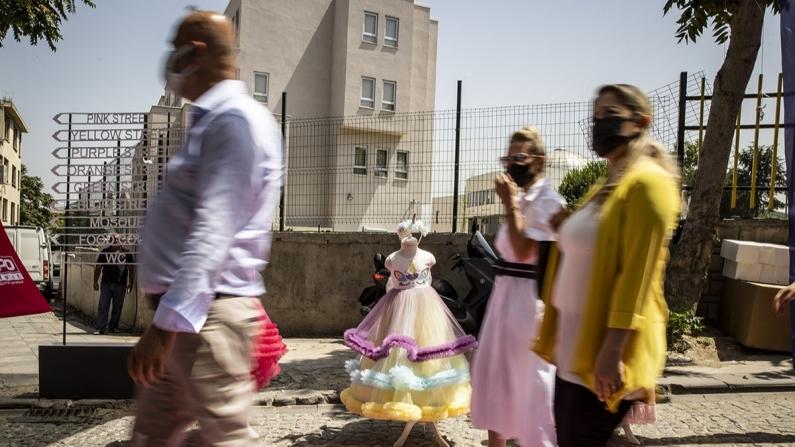 Yabancı alıcılar, Türk iç giyimi için İstanbul'a geldi