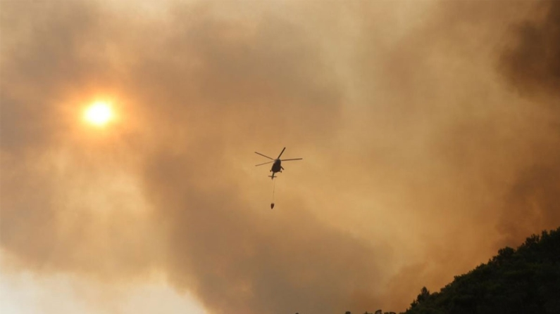 FKB'den, yangından etkilenenlere borç erteleme kolaylığı