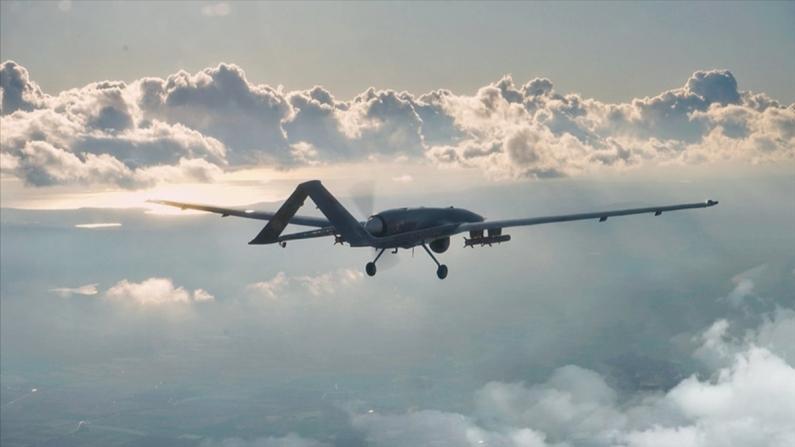 İnsansız hava aracı Bayraktar TB2, 103 yangını ilk anda tespit etti