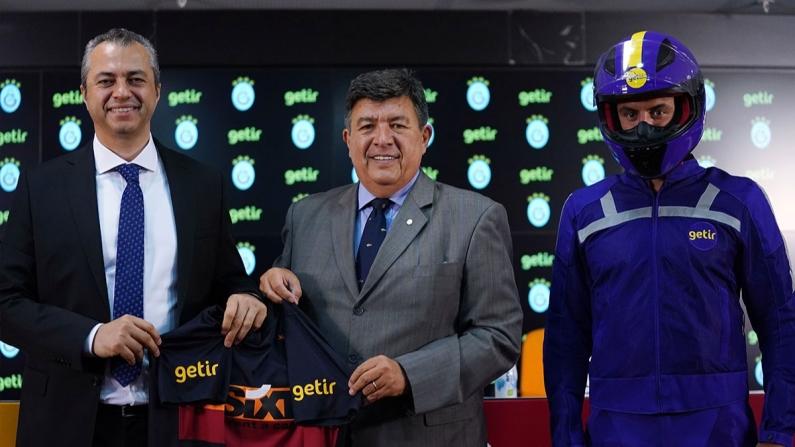 Getir, Galatasaray'a sponsor oldu