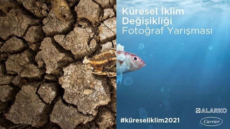 """Alarko Carrier """"Küresel İklim Değişikliği Fotoğraf Yarışması"""" başladı"""