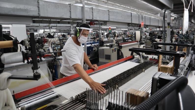 Tekstil Mühendisliği öğrencilerinin geleceği güvence altında