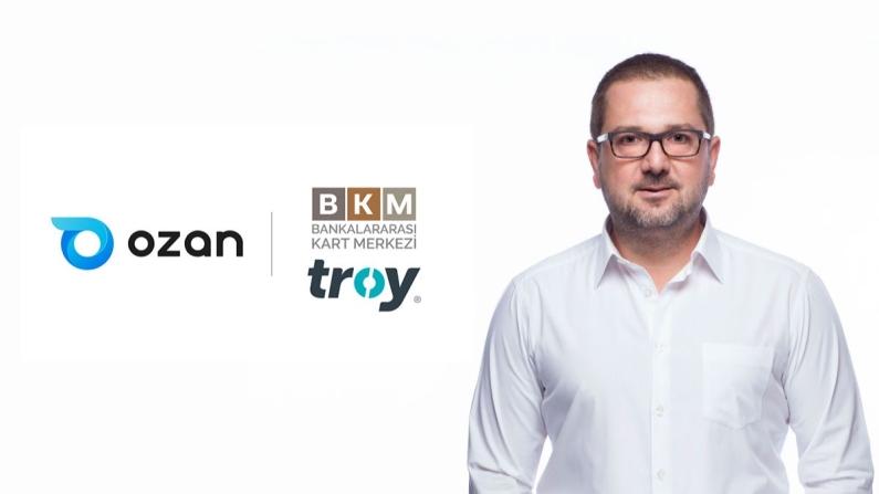 Ozan Elektronik Para, BKM ve Troy üyesi oldu