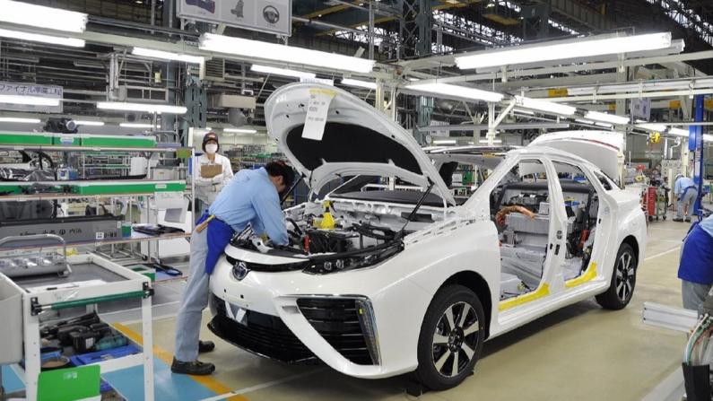 Çip krizi Toyota'yı da vurdu, üretime ara veriliyor