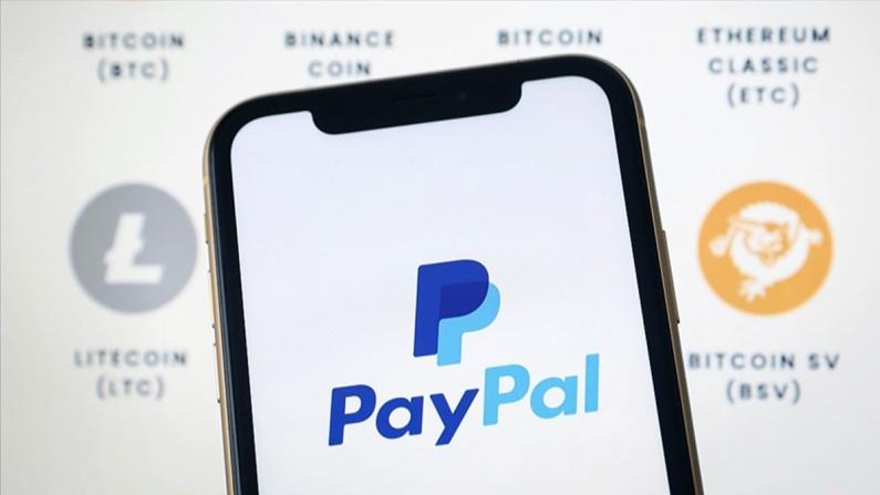 PayPal, İngiltere'de 4 çeşit kripto para satışına başladı