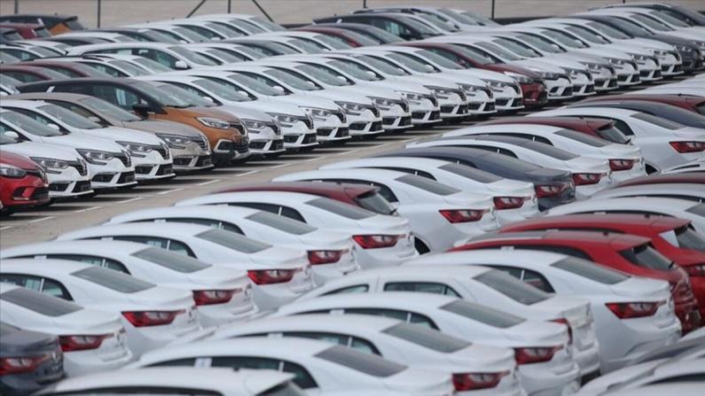 İlk 6 ayda 100 ülkeye otomobil ihracatı
