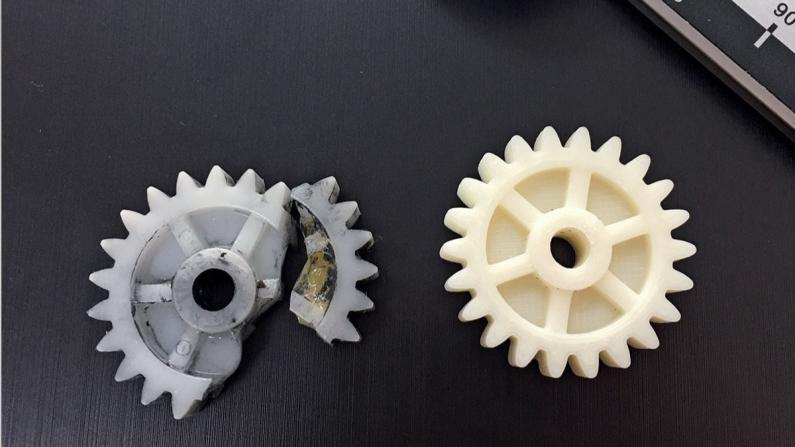 Otomotiv sektöründeki yedek parça krizini 3D yazıcılar bitiriyor